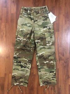 OCP Multicam Army Combat Uniform Pants FRACU Trousers Mens Sz XS Short (27x30)