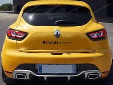 Renault SPORT ADHESIVO para maletero scenic, megane rs, Clio, calcomanías, emblema de #18