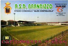 Brandizzo, Torino - Stadio Campo Sportivo - Non Viaggiata - SC168