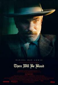 There Will Be Blood Movie POSTER 11 x 17 Daniel Day-Lewis, Paul Dano, B