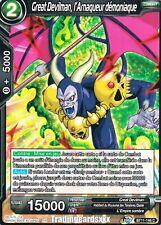 Dragon Ball Super - Great Devilman, l'Arnaqueur démoniaque : C BT11-146