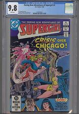 Supergirl, Daring Adventures of #2  CGC 9.8 1982  NEW FRAME : Chicago Skyline Co