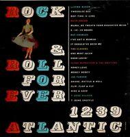 ORIGINAL LP: ROCK & ROLL FOREVER -  JOE TURNER/RUTH BROWN & MORE - ATLANTIC 1239