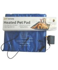 Pet Remedy Low Voltage Heater Pet Bed