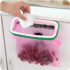 Aufhängen Abfalleimer Küche Badezimmer Müllsäcke Lagerung Gestell aus Kunststoff