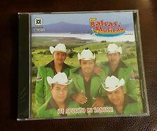 Grupo Balsas Musical CD TE APUESTO MI SANGRE (2012) NEW NUEVO CDC-2472 Mexico