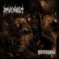 Ravenholm - Niedergang CD (2017) - German Black Metal