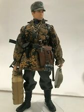Dragon Did Soldier Story 1:6 Scale Wwii German Elite Unit Soldat In Camo Smock