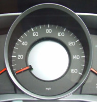 volvo s60 xc60 v60 speedometer gauges instrument wo/virtual screen 2014-2020