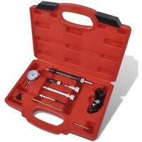 41 PC Fuel Injection Pressure Test System Kit Set Compression Car Tools AU STOCK