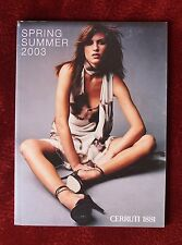 Cerruti ~ Women/Men's Pret-a-Porter Catalog Spring/Summer 2003 ~ Suits Dresses