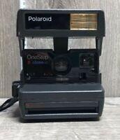 Polaroid One Step Close Up 600 Instant Film Camera Vintage