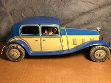 "Mettoy   Pre 1947   13"" Rolls-Royce   Made in England   Motor Works   Very Good"