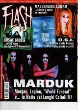 FLASH 170 Marduk Mandragora Scream O.S.I. Rosae Crucis Kansas Satyricon Liverani