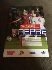 2014 World Cup Qualifier  Czech Republic v Denmark  22.03.2013