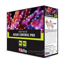 Mer rouge algues Control Pro Kit Test Marine Reef NO3 PO4 aquarium fish tank cor...