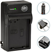 BM Premium EN-EL14 Battery Charger for Nikon D5100, D5200, D5300, D5500, D5600