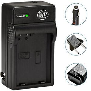 BM EN-EL14a Battery Charger for Nikon D3100, D3200, D3300, D3400, D3500, DF
