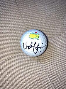Matthew Wolff Signed 2020 Masters Logo Titleist Golf Ball US Open Winner?