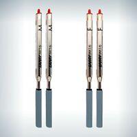 LAMY Kugelschreiber Minen M16 Großraumminen Rot M F  2 Stück