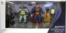 DC conjunto de devoluciones de Batman Caballero de la noche Direct 4 Figura Joker Superman Robin Miller