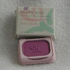 Mary Kay Powder Perfect Eye Color # 3519 Exotic Purple