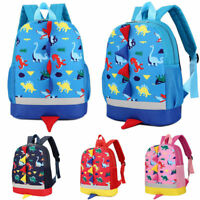 Cute Childrens Kids Boys Girls Dinosaur Backpack School Bag Rucksack Character