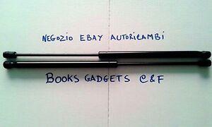 2 Pistoncini Cofano Post. Compatibili con Bmw Serie 5 E39 Berlina 11.1995>6.2003