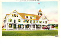 Falmouth Heights, MA  Tower Hotel  1930s