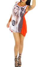 Camisas y tops de mujer de chifón sin mangas