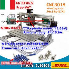 【IT】USB 3 Axis 3018 GRBL DIY Mini CNC Router PCB Engraving Milling Laser Machine