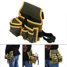 Practical Utility Pocket Pouch Belt Hardware Mechanic Electrician Canva Tool Bag