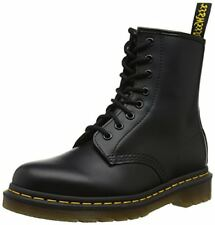 (tg. 39) Dr. Martens 1460 Smooth Stivaletti Unisex adulto Nero (black Smooth)