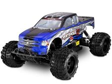 Redcat Racing Rampage XT 1/5 Scale Gas Truck Blue RTR 4x4 RC Free Shipping