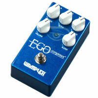 Wampler EGO Compressor Guitar Compact Effects Pedal - Opened Box, Full Wty