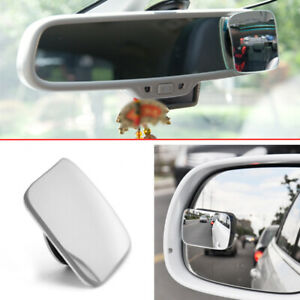 Universal Car SUV Rearview Mirror Frameless Blind Spot Mirror Auxiliary Mirror