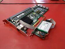 ARECA VER: 1.0 PCIE x8 12-PORT 2GB DDR2 RAID CONTROLLER ARC-1280ML W/BATTERY