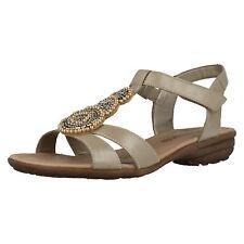 Sandali e scarpe con zeppa in argento per il mare da donna 100% pelle