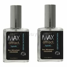 2x Max 4 Men Sex Attractant Pheromone Cologne Perfume Fragrance Spray