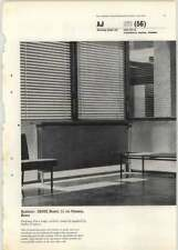 1964 Radiator Design In Cruei Hostel 11 Via Per Palestra Rome Prof Piero Lugli