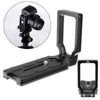 Quick Release L Plate Bracket For Canon 70D/60Da/5Ds/6D/7D/5D/Mark II/III MPU105