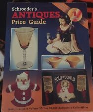 SCHROEDER'S ANTIQUES PRICE GUIDE--THIRTEENTH EDITION 1994