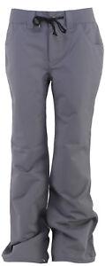 NWT MENS AIRBLASTER PRETTY TIGHT PANT $150 L Grey snow skinny waterproof