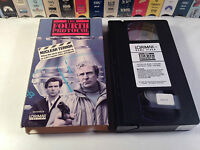The Fourth Protocol Rare Thriller VHS 1987 OOP HTF Micael Caine Pierce Brosnan