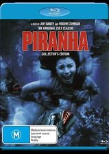 Piranha: The Original NEW B Region Blu Ray