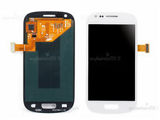 LCD Display Touch Digitizer Glass Screen White For Samsung Galaxy S3 Mini i8190