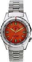ZENO Navy Diver Retro Orange -Automatik-