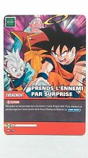 Carte Dragon ball Z Prends l'ennemi par surprise DB-735