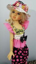 New listing 3 Piece Pants Shirt Hat For K Wigs Bjd Msd 18 In Liz Frost Bergemann lowe dolls