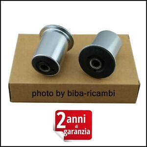 SILENT BLOCK GOMMINI BRACCI PONTE POSTERIORE FIAT PANDA II (169) solo 4X4